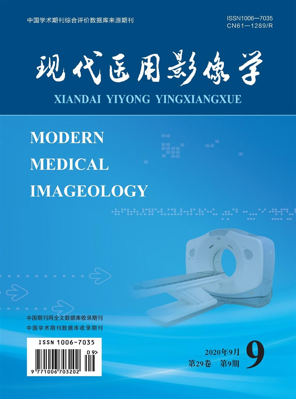 《现代医用影像学》