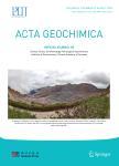 中国地球化学学报:英文版