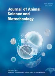 《畜牧与生物技术杂志:英文版》