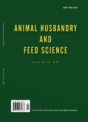 《动物与饲料科学:英文版》