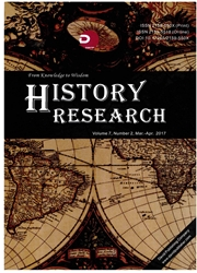 历史研究:英文版