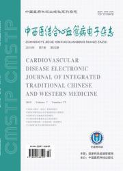 《中西医结合心血管病电子杂志》