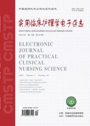 《实用临床护理学电子杂志》