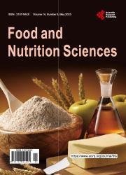 《食品与营养科学(英文)》