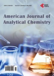 《美国分析化学(英文)》