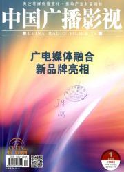 《中国广播影视》