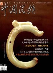 《中国民族》