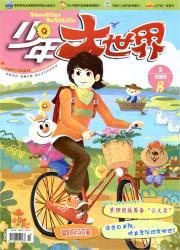 《少年大世界:小学4-6年级》