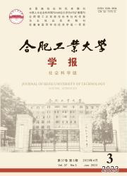 《合肥工业大学学报:社会科学版》