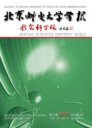 《北京邮电大学学报:社会科学版》