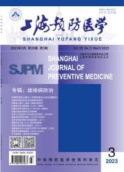 《上海预防医学》