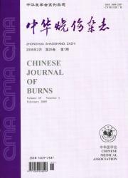 《中华烧伤杂志》