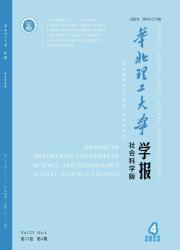 《华北理工大学学报:社会科学版》