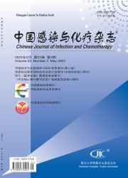 《中国感染与化疗杂志》