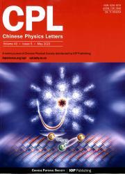 《中国物理快报:英文版》
