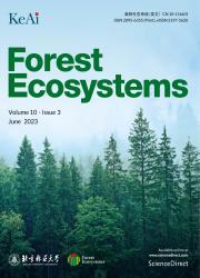 森林生态系统:英文版