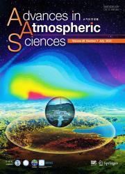 大气科学进展:英文版