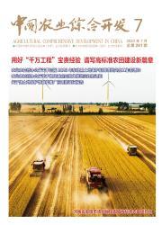 《中国农业综合开发》