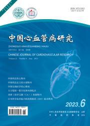 《中国心血管病研究》