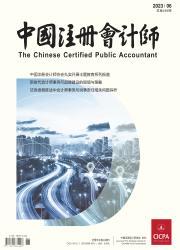 《中国注册会计师》