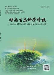 《湖南生态科学学报》