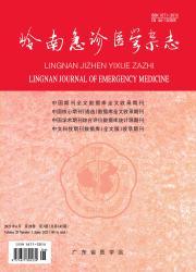 《岭南急诊医学杂志》