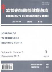 《结核病与肺部健康杂志》