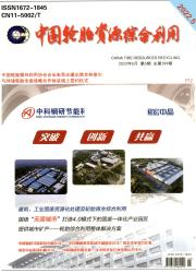 《中国轮胎资源综合利用》