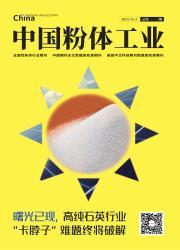 《中国粉体工业》