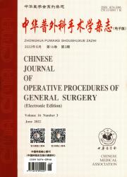 《中华普外科手术学杂志:电子版》