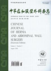 《中华疝和腹壁外科杂志(电子版)》