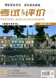 《考试与评价(英语中考专刊)》