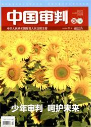 《中国审判》