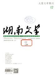 《湖南文学》