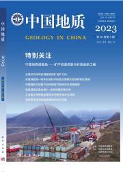 《中国地质》