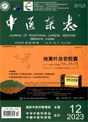 《中医杂志》