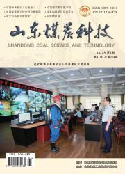 《山东煤炭科技》