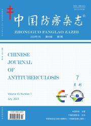 《中国防痨杂志》