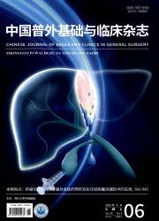 《中国普外基础与临床杂志》