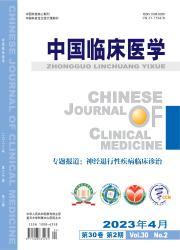 《中国临床医学》