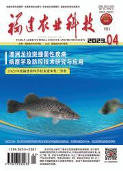 《福建农业科技》