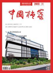 《中国档案》