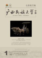 《广西民族大学学报:自然科学版》