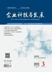 企业科技与发展