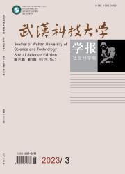 《武汉科技大学学报:社会科学版》