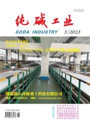 《纯碱工业》