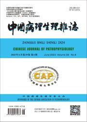 《中国病理生理杂志》