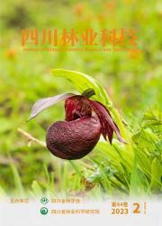 《四川林业科技》