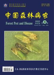 《中国森林病虫》