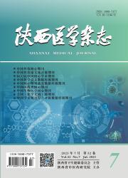 《陜西醫學雜志》